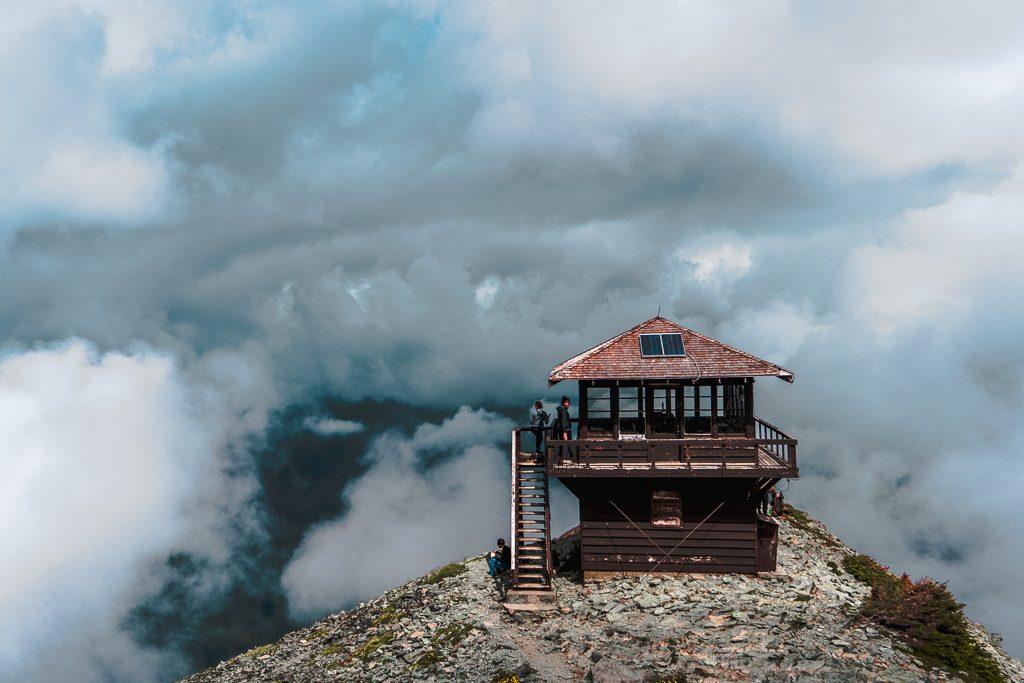 Mt Fremont Overlook, Sunrise, Mount Rainier National Park
