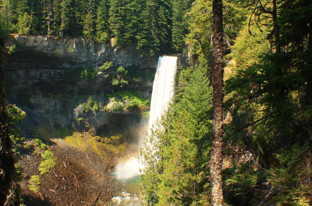 Whistler things to do, Brandywine Falls