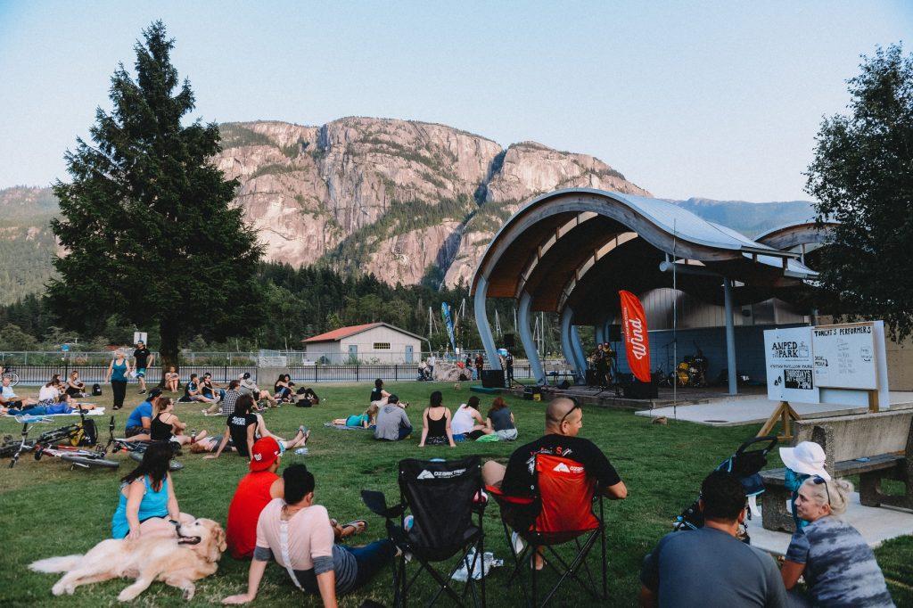 Live music in Squamish