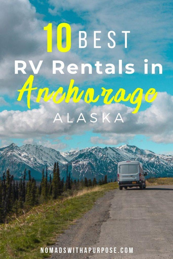 10 best Anchorage Rv rentals