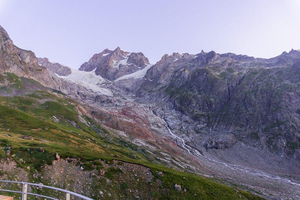 Rifugio Elisabetta, stage 3 of Tour du Mont Blanc