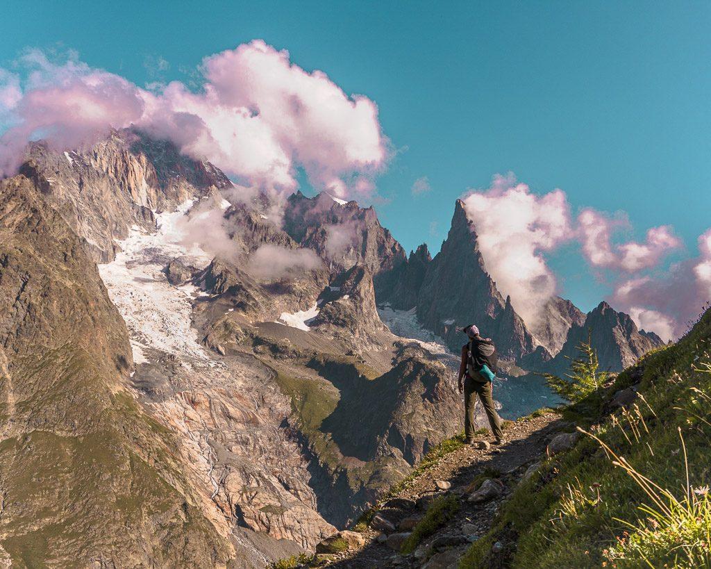 Stage 4 of Tour du Mont Blanc
