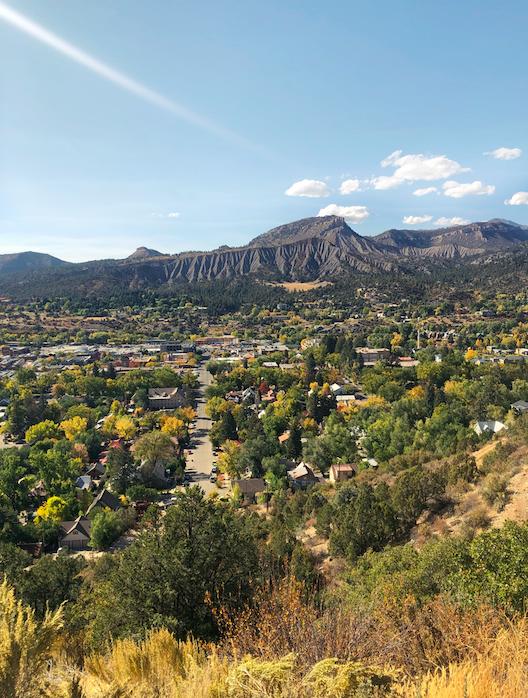 Centennial Nature Trail AKA Sky Steps in Durango, Colorado