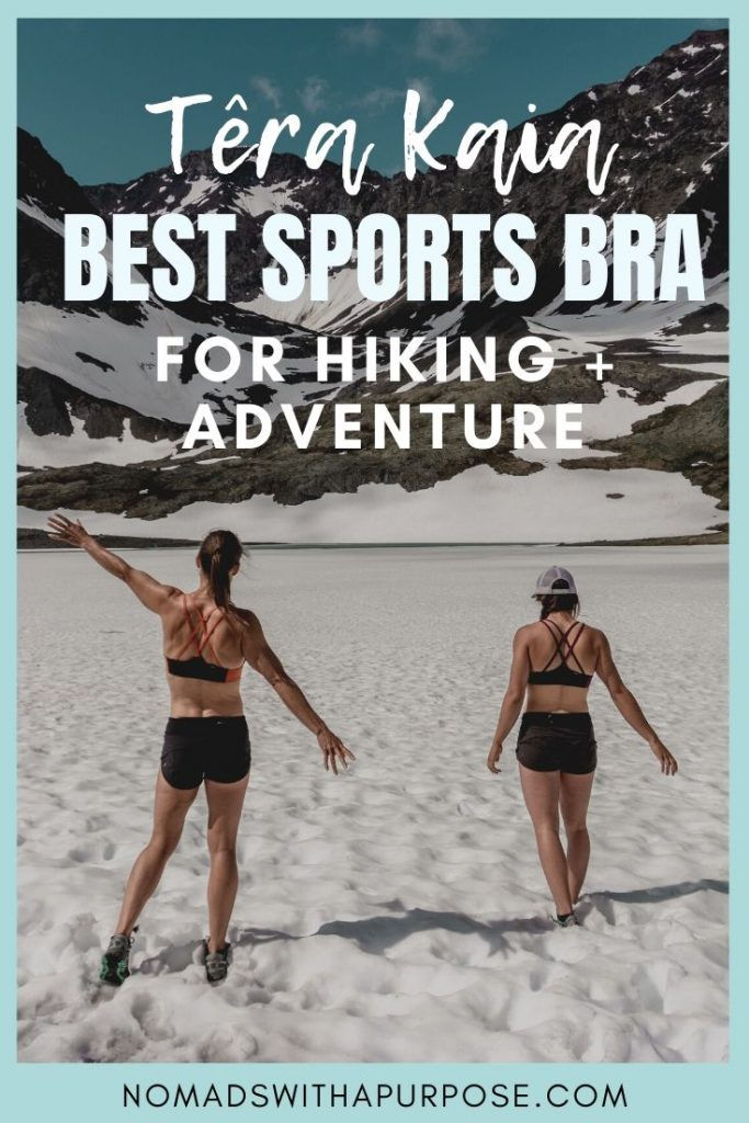 Tera Kaia Review: Best Sports Bra for Hiking + Adventure