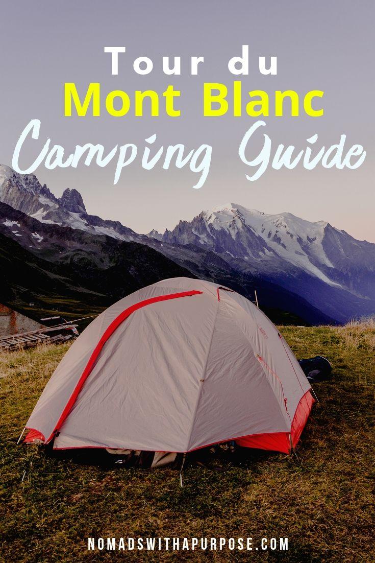 Camping Tour du Mont Blanc