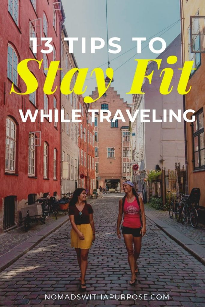 13 tips to stay fit while traveling