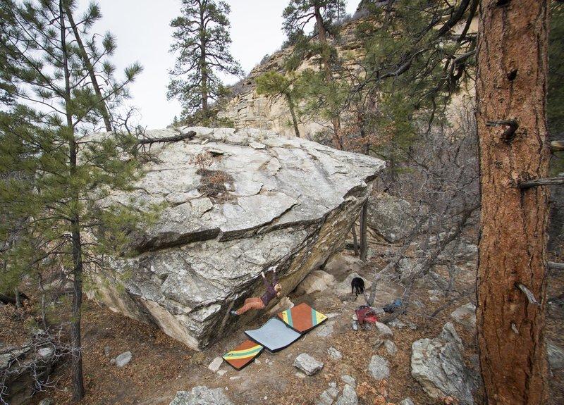 Sailing Hawks Bouldering, Things to do Durango, Colorado