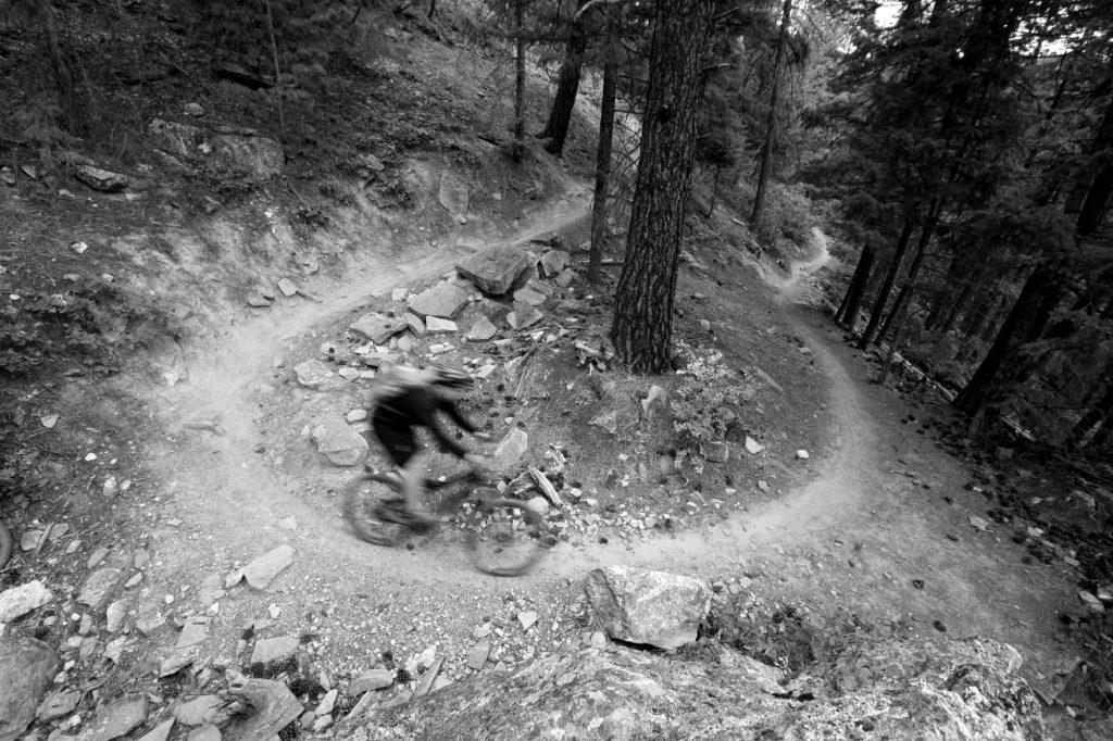 Section 28 of the Colorado Trail in Durango Colorado