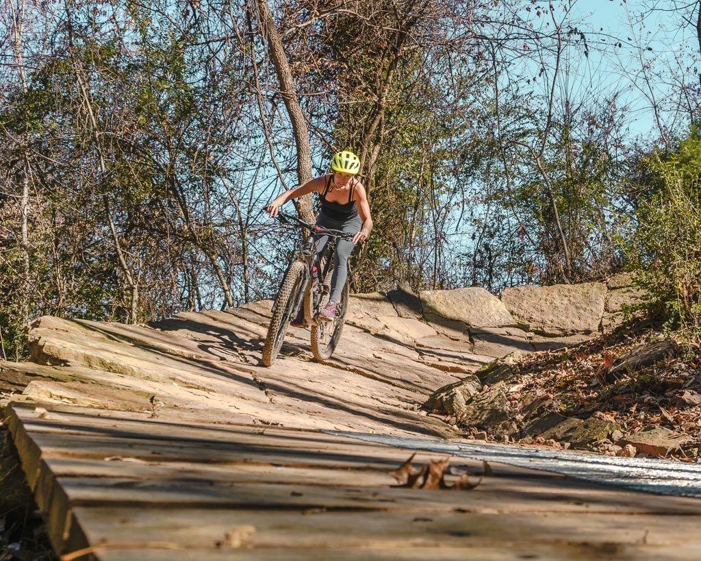 Mountain Biking Bentonville