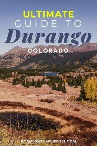 Durango, Colorado: things to do
