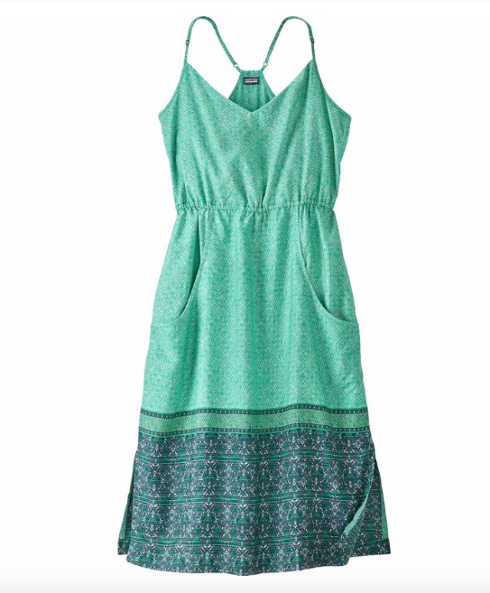 Patagonia dress for womens Hawaii pack list