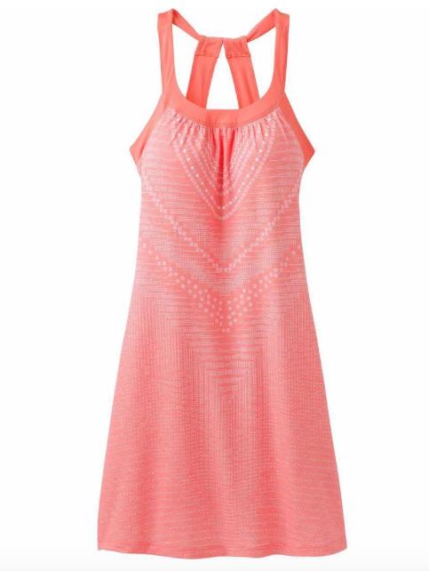 Prana dress for Hawaii Pack List