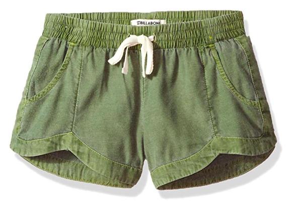 Billabong shorts for hawaii trip