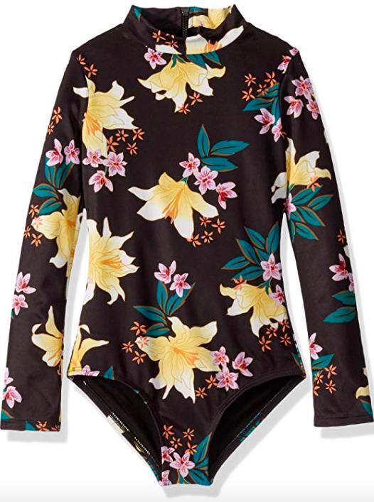 Billabong girsl swimwear for hawaii