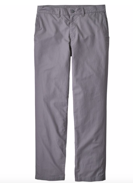 Patagonia pants to pack for hawaii