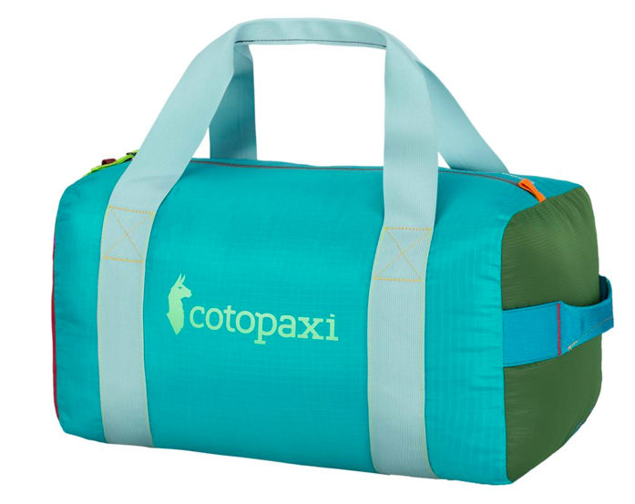 Cotopaxi duffel bag for Hawaii