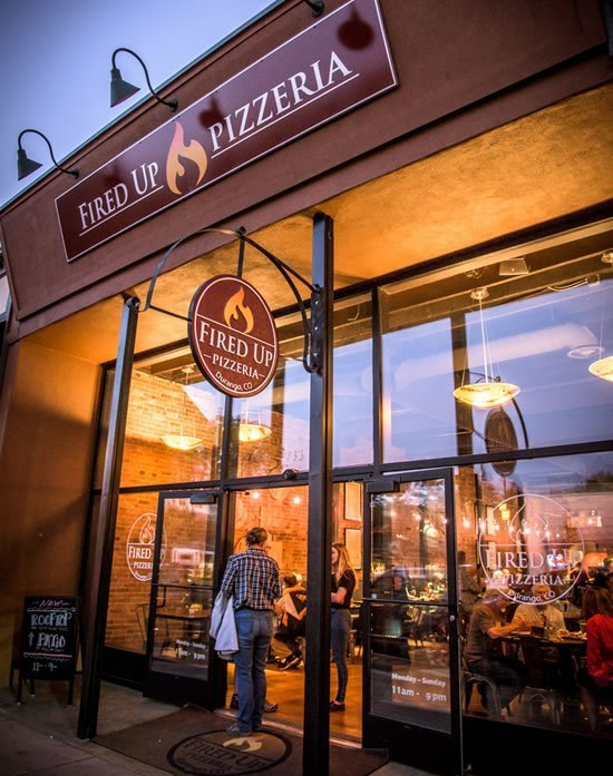 fired up pizzeria, Durango, Colorado, things to do