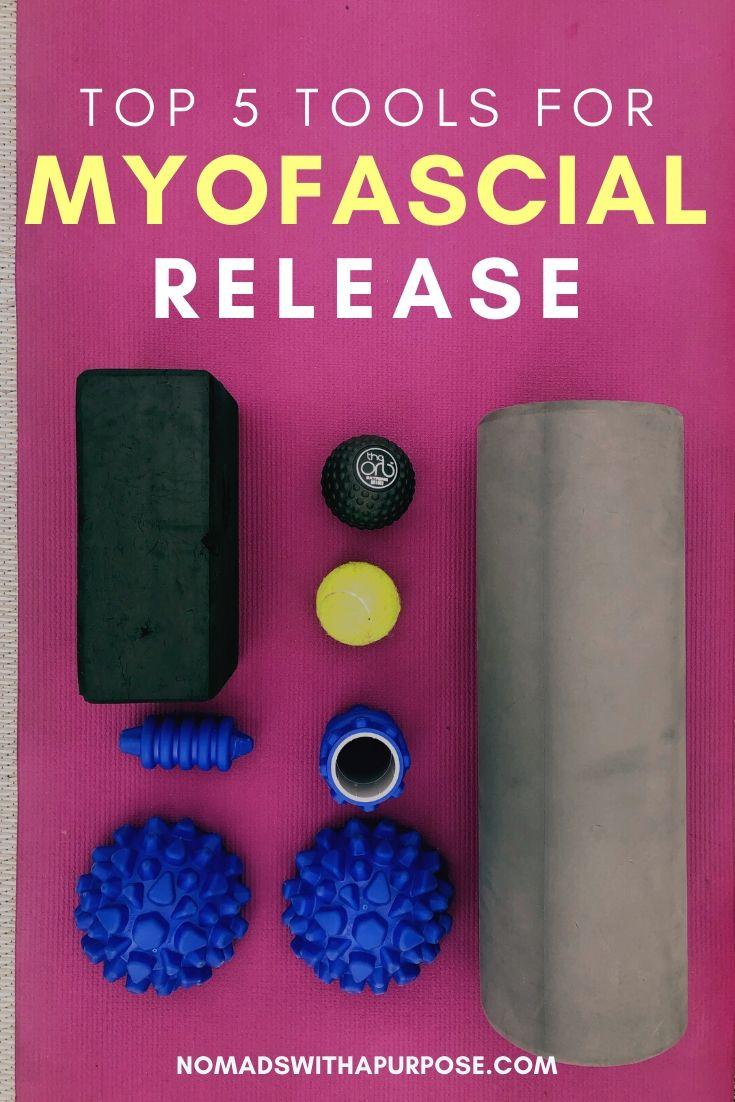 myosfascial release tools