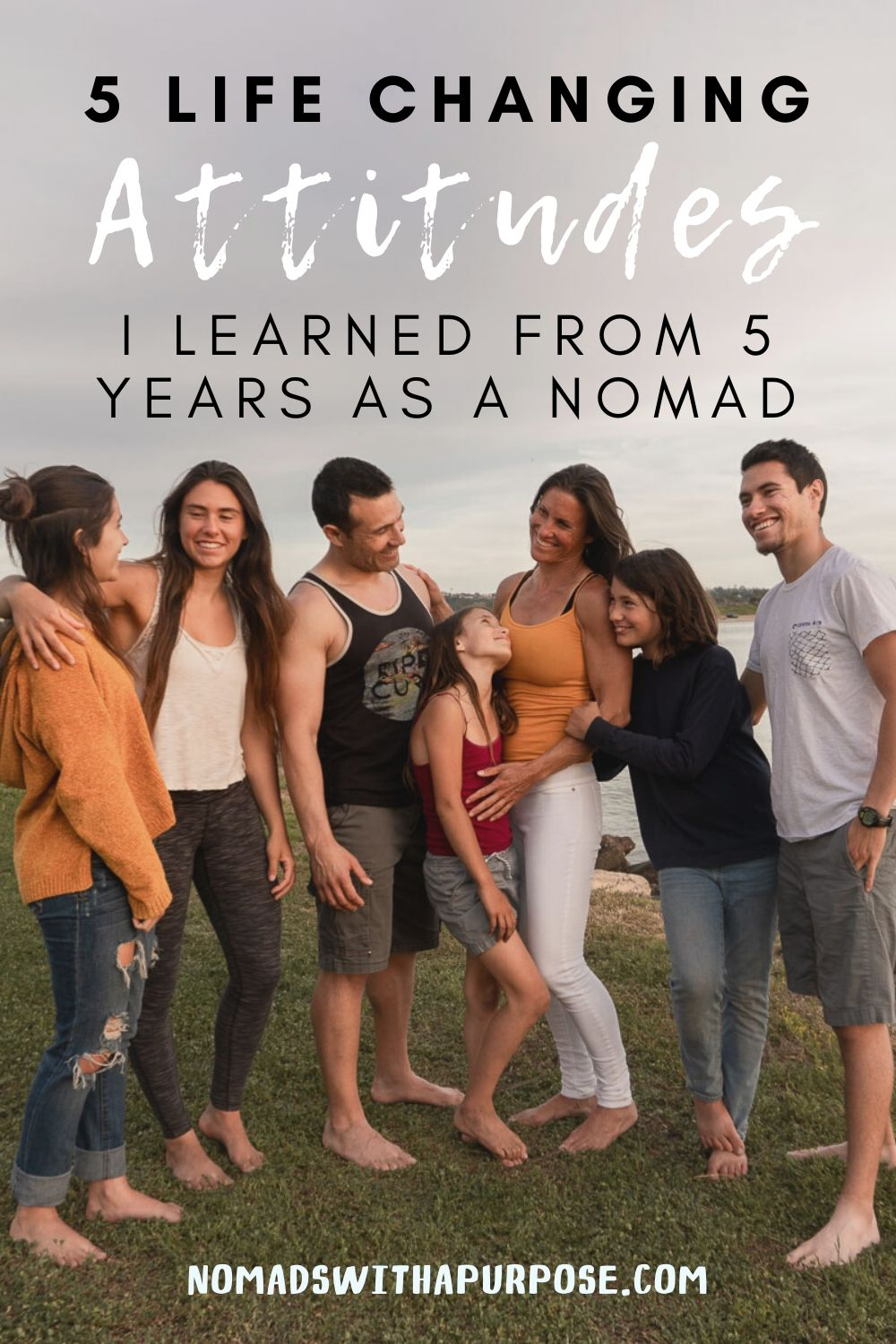 5 years a nomad: Ode to our Nomad Family