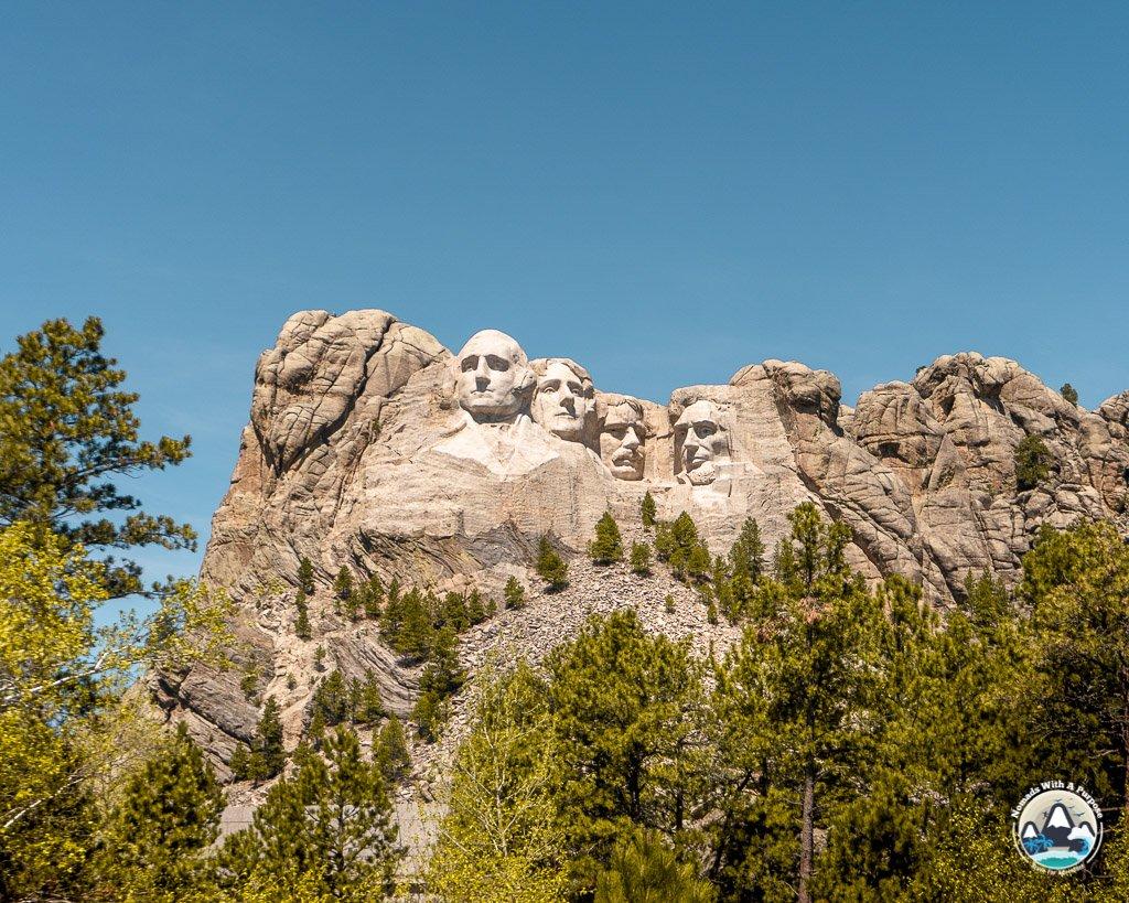 Things to do Black Hills South Dakota Mount Rushmore