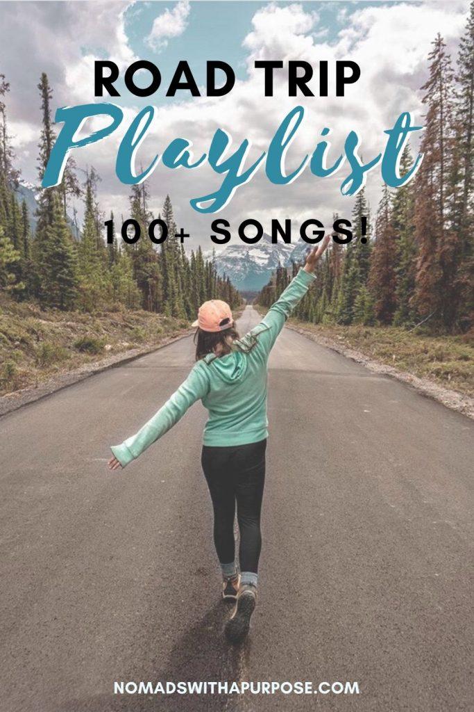Road Trip Playlist Songs