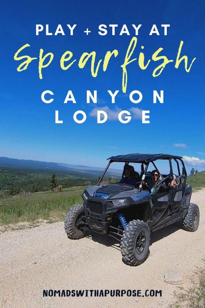 Spearfish Canyon Lodge: A Hub for Biking, Climbing, Hiking, and ATV trails