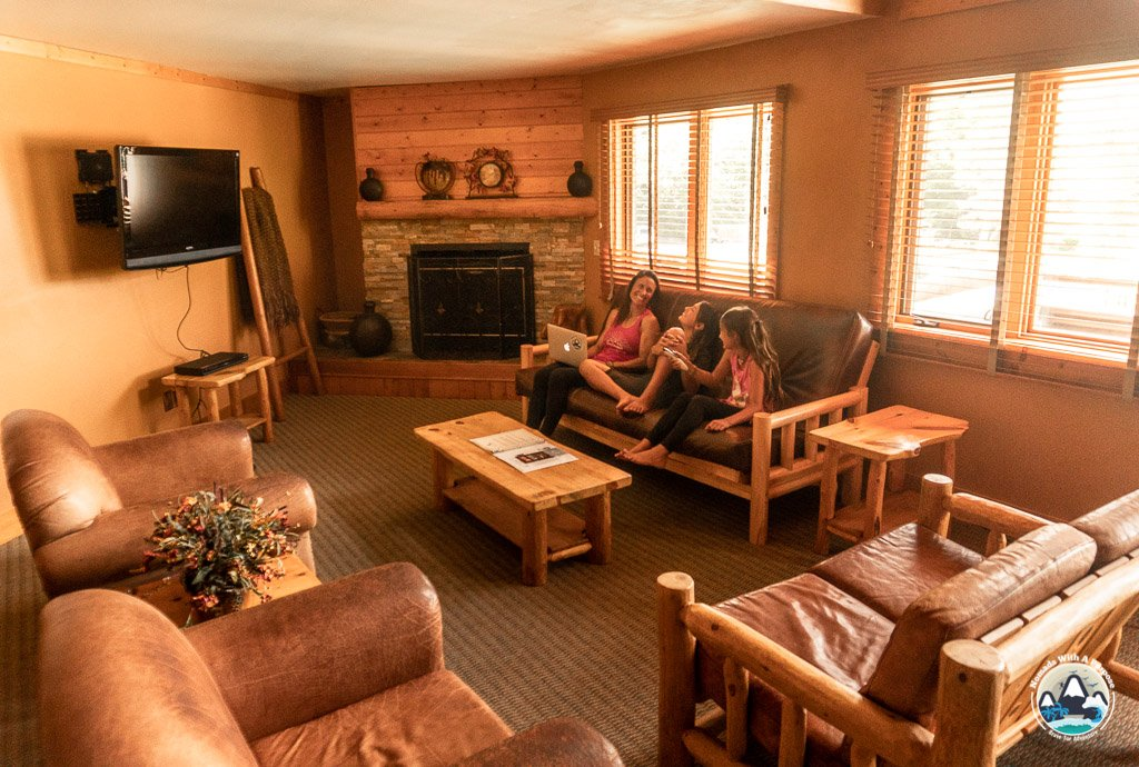 Bridalveil suite, Spearfish Canyon Lodge