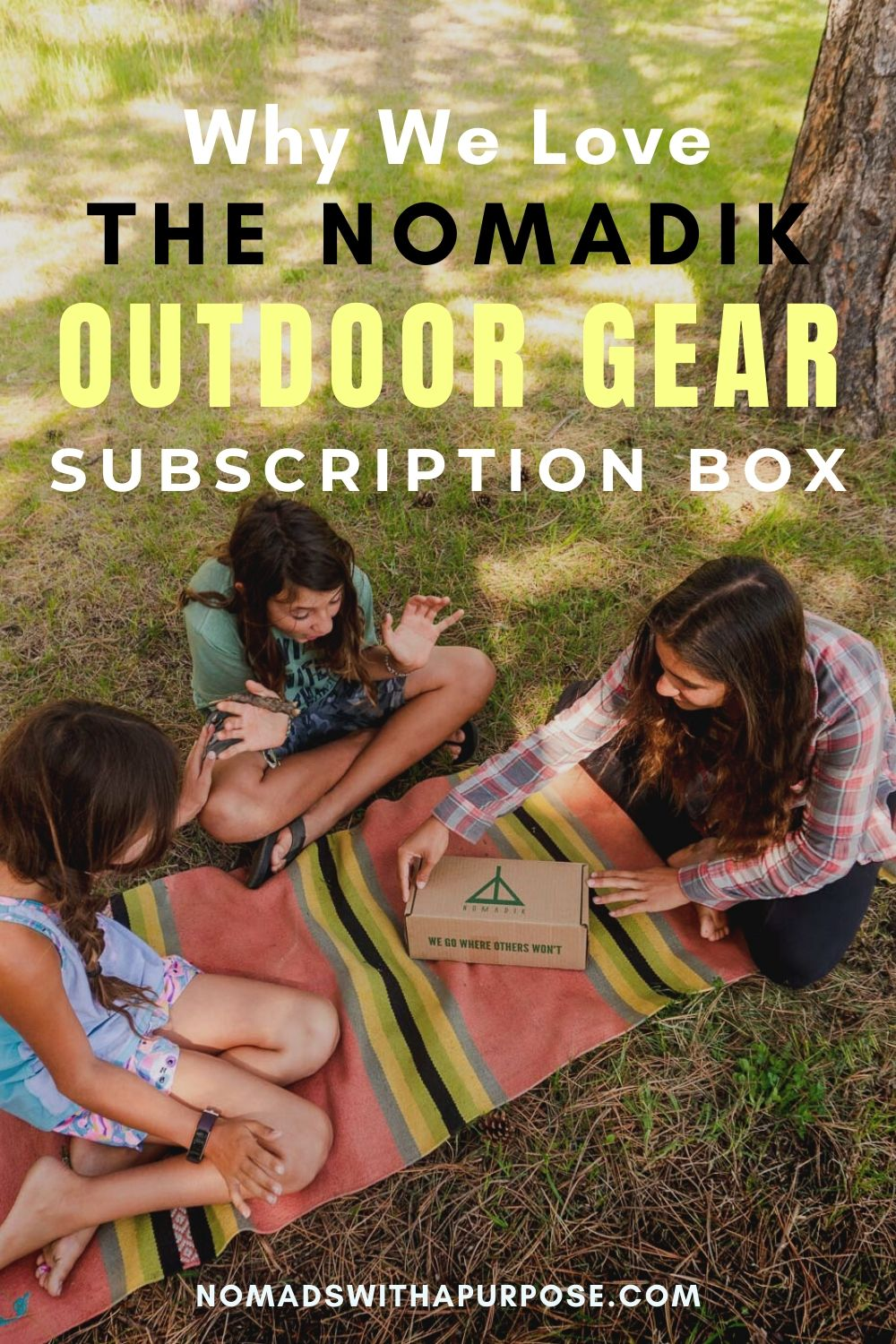 The Nomadik Outdoor Gear Subscription Box Review