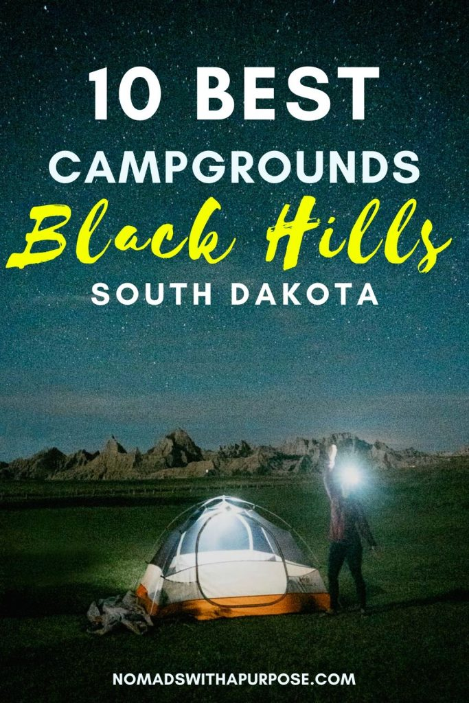 best campgrounds Black Hills