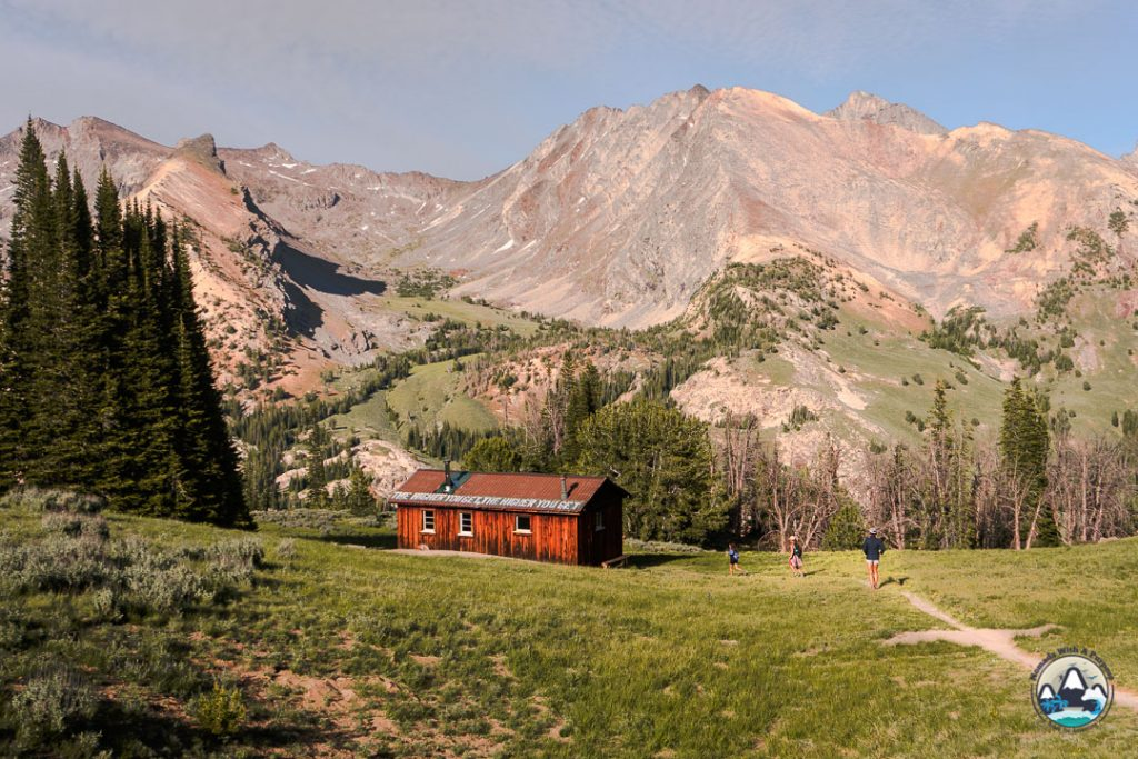 Pioneer Cabin, Summer Hike, Sun Valley, Idaho