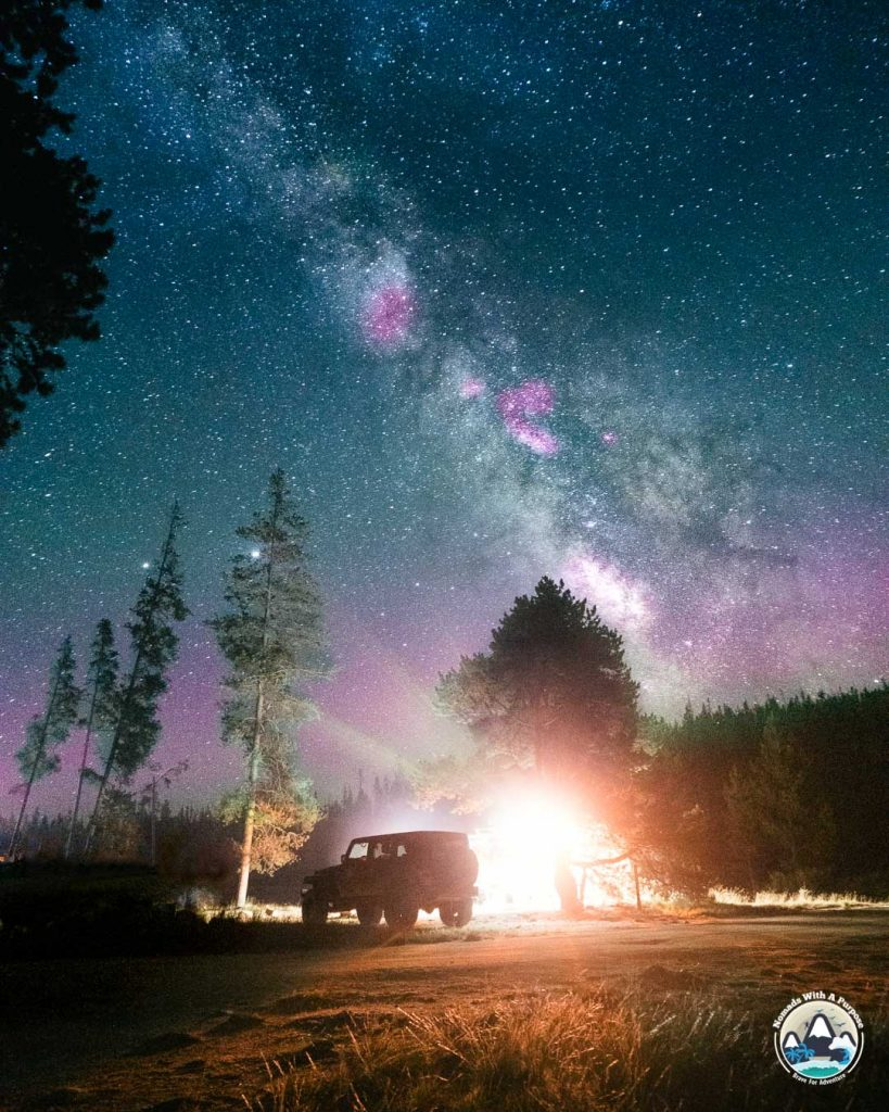 Idaho Summer Stargazing, Stanley