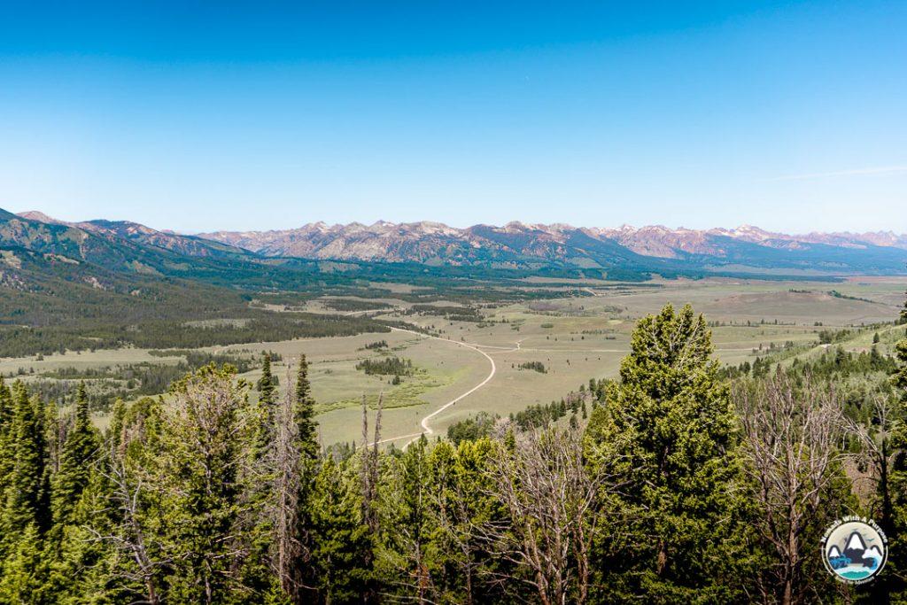 Sun Valley Scenic Highway, Idaho