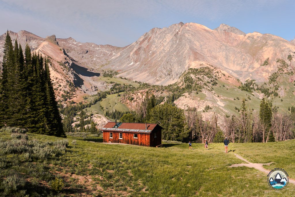 Pioneer Cabin, Best Hikes Idaho, Sun Valley
