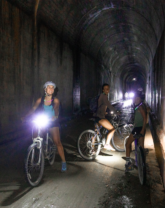 Biking The Historic Hiawatha Trail