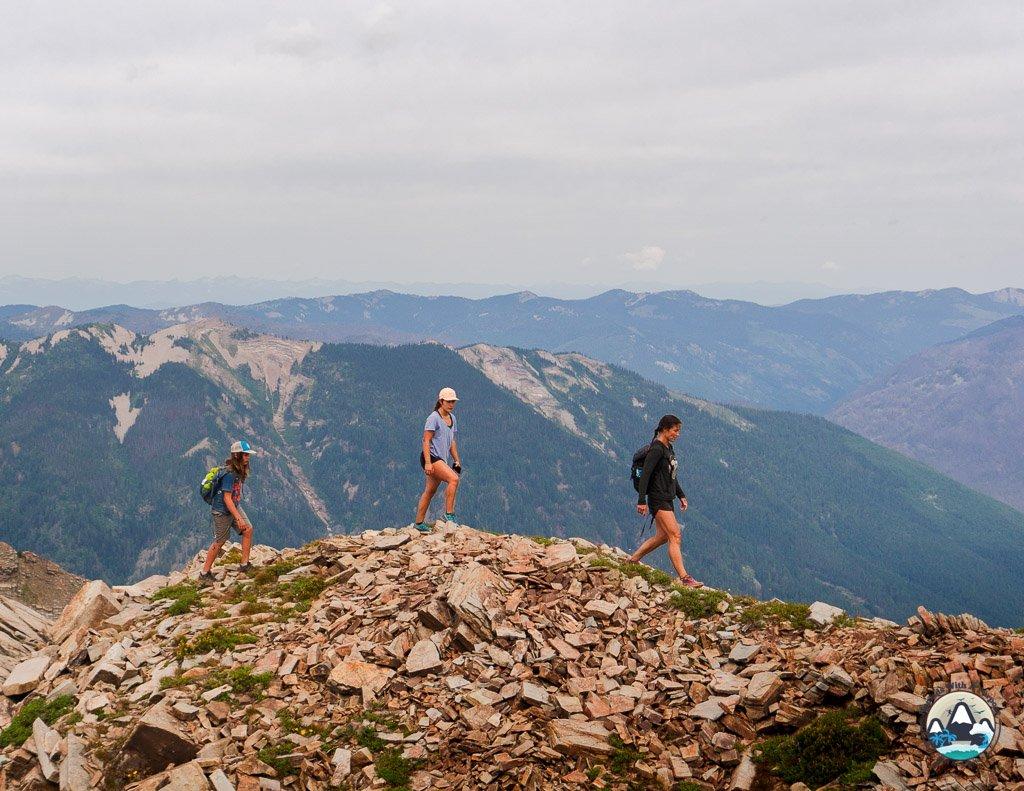 Scotmans's Peak hike, Idaho's best hikes