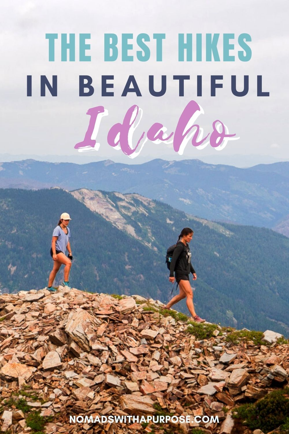 Best Hikes in Beautiful Idaho