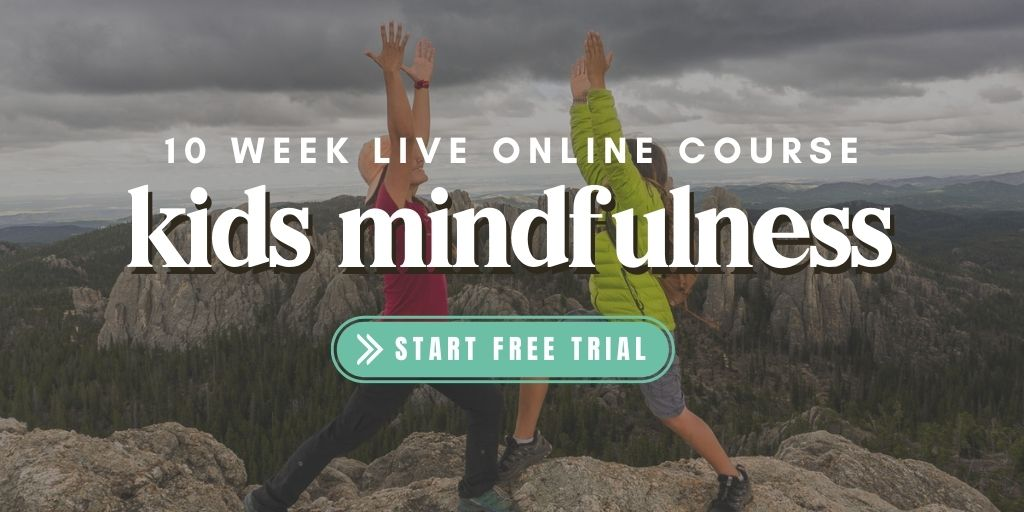 Kids mindfulness course adds
