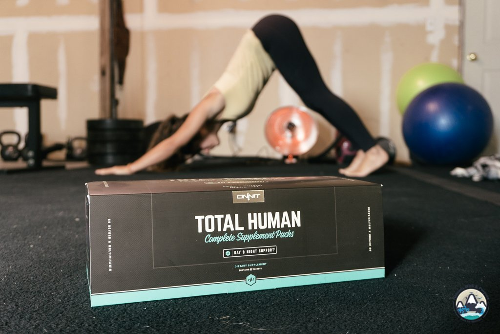 Onnit Total Human Supplement
