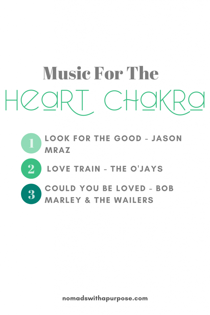 Music For The Heart Chakra