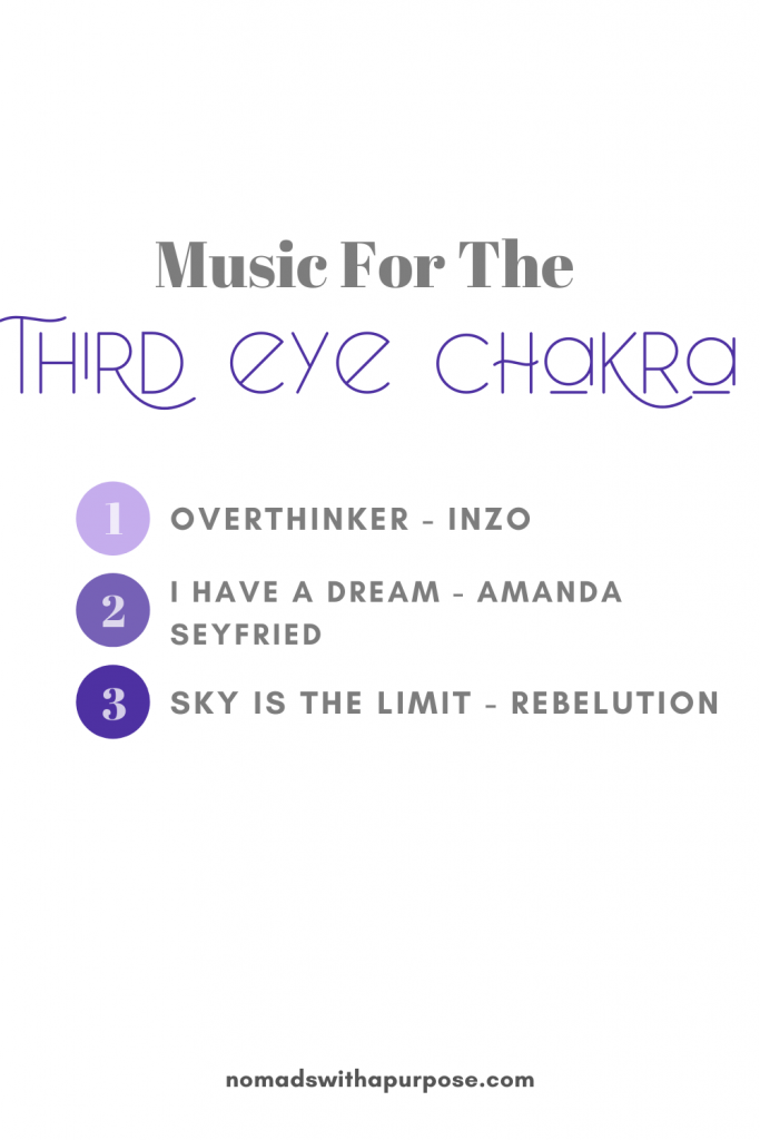 Music For The Third Eye Chakra