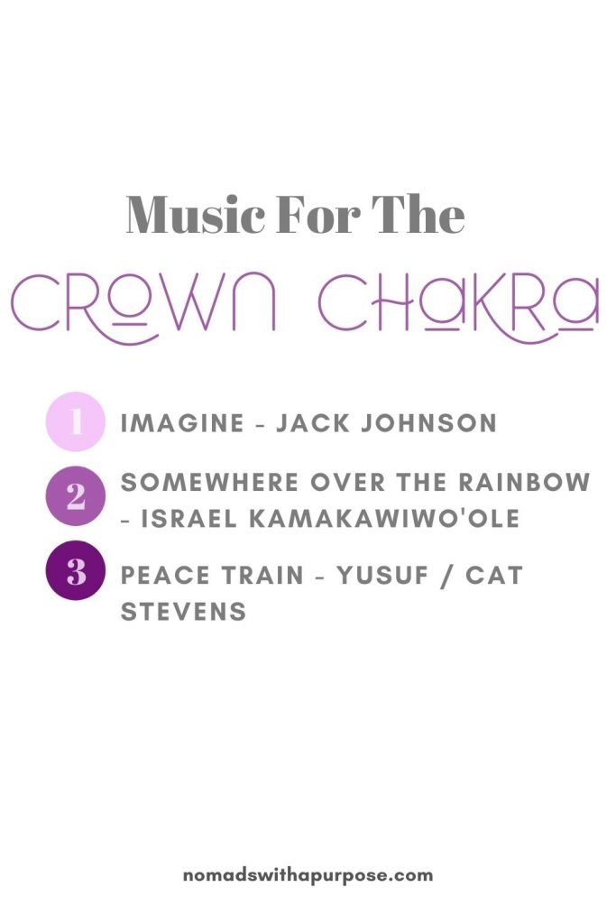 Music For The Crown Chakra