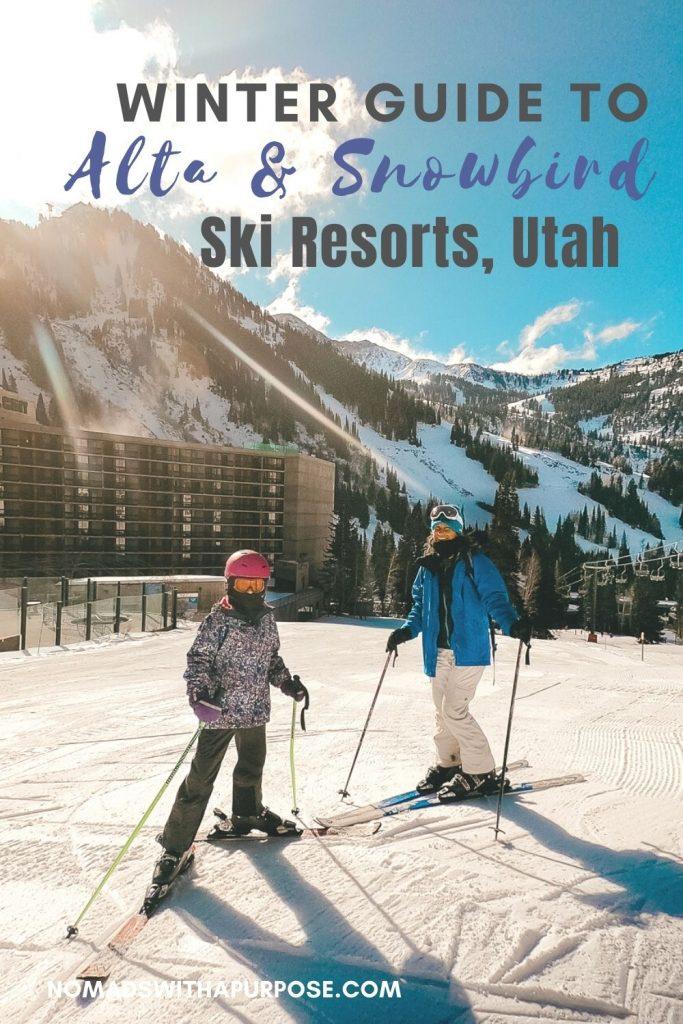 Winter Guide to Alta & Snowbird Resorts, Utah