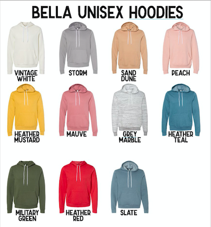 Unisex Hoodie, Defy the Norm Winter collection