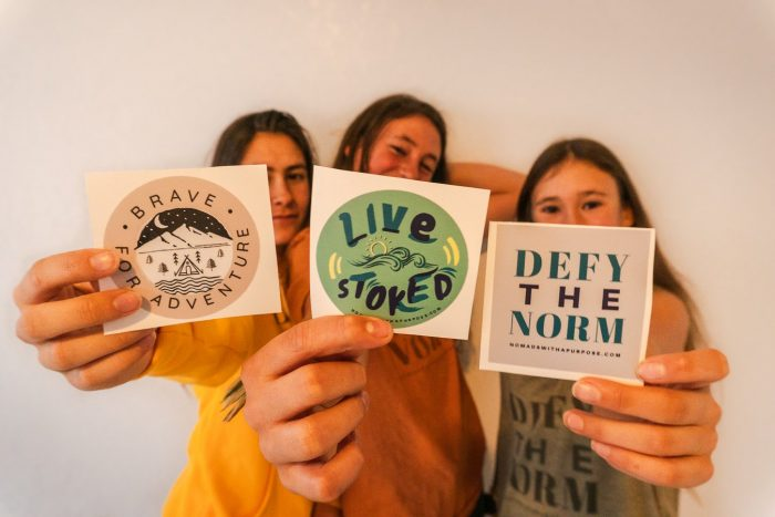 Sticker packs, Defy the Norm