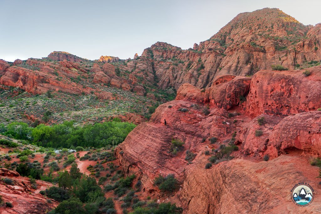 Red Cliff Campground, Best Campgrounds Utah