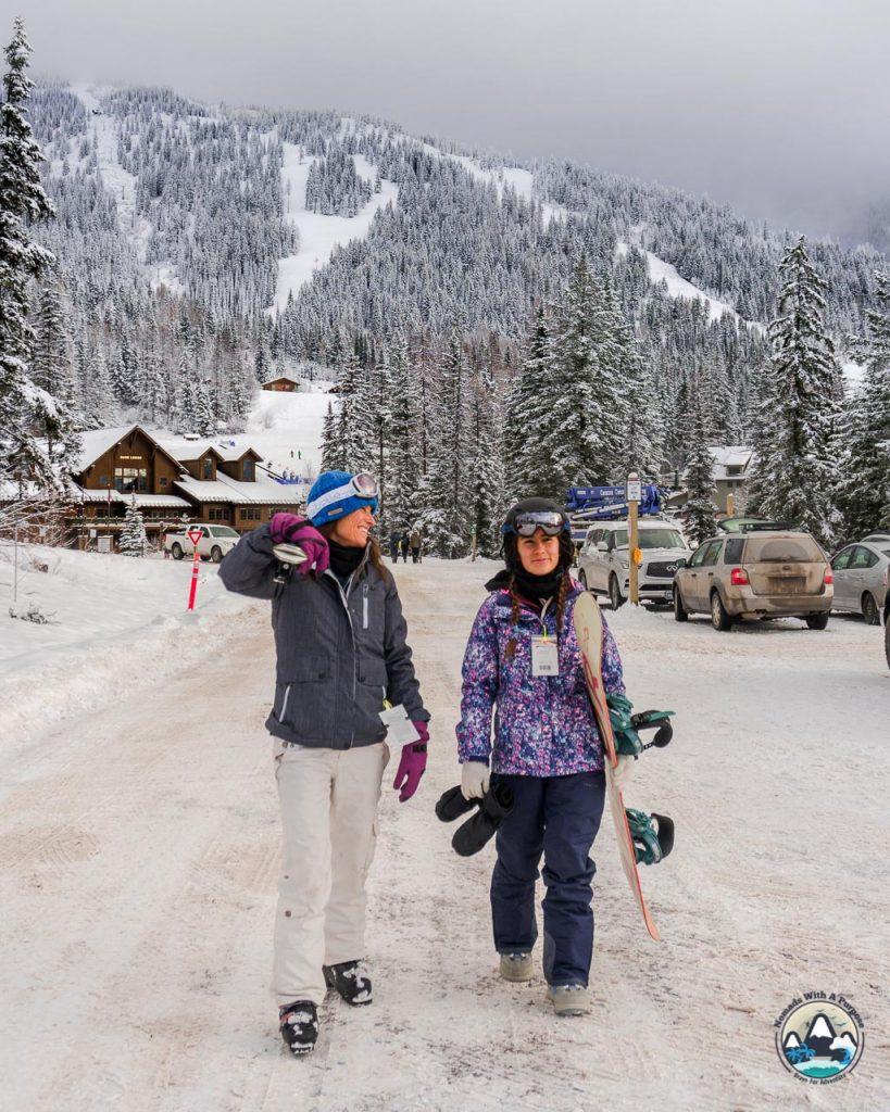 Whitefish Resort, Big Mountain, Montana Skiing