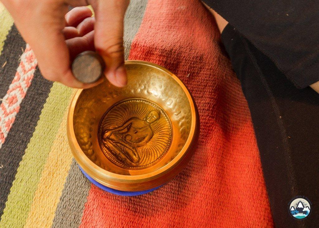 sound bowl, meditation tools