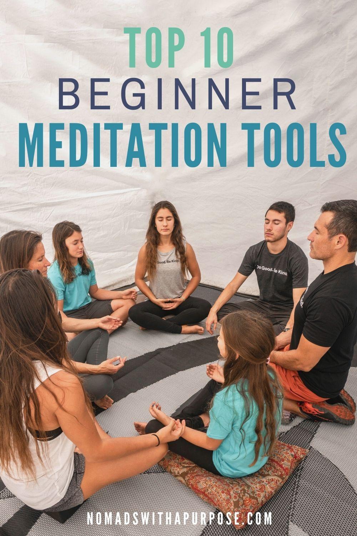 Best Beginner Meditation Tools to Elevate Your Practice