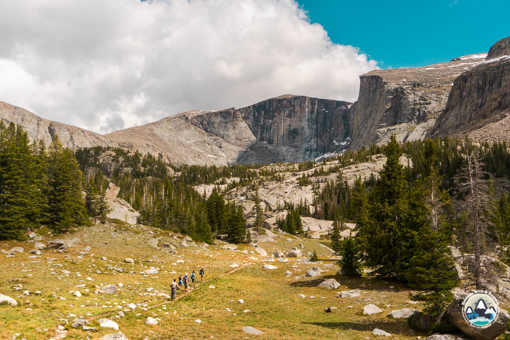 Hiking Bighorn National Forest