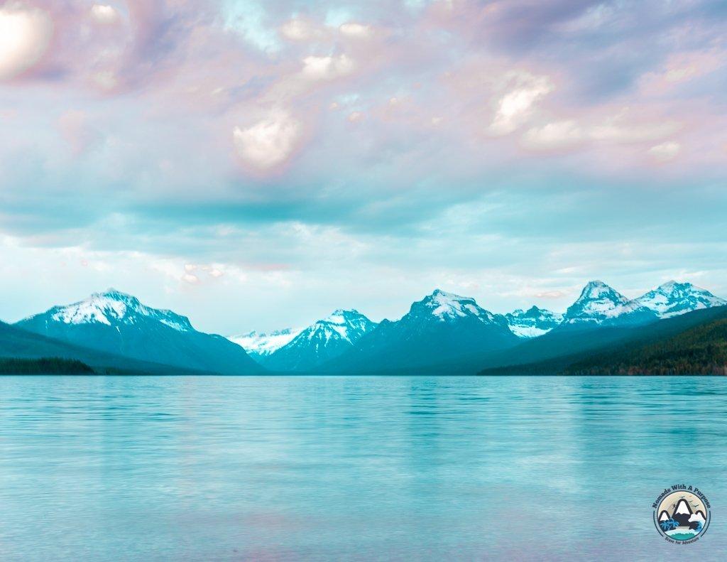 Summertime in Glacier National Park